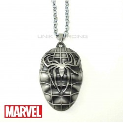 Marvel Super Spiderman chaîne en acier