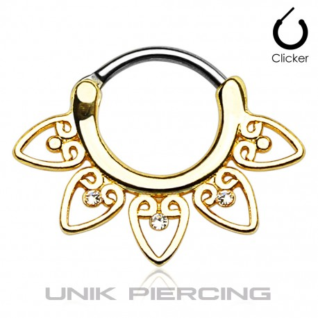 Piercing septum/cartilage indien 1.2mm