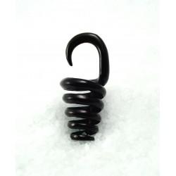 Piercing Lobe en corne forme ressort