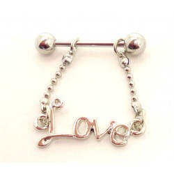 Piercing téton  Love