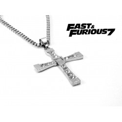 Collier pendentif fast and furious 7