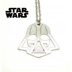 Pendentif collier Star Wars Dark vador