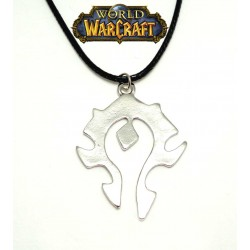 Pendentif collier World of warcraft