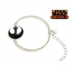 "Bracelet de l'Alliance Rebelle "" Star Wars Rebels"""