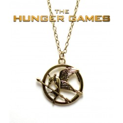 "Pendentif  ""The Hunger Games""  Oiseau"