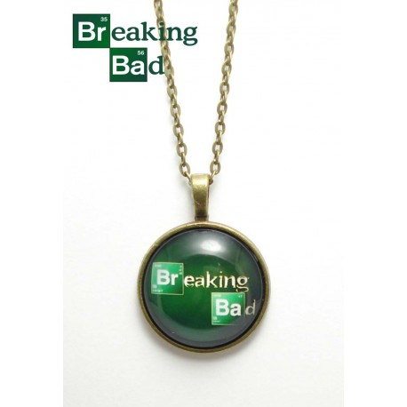 "Pendentif  "" Breaking Bad """