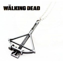 The Walking Dead Collier Arbalète