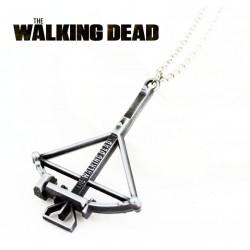 The Walking Dead Collier Arbalète