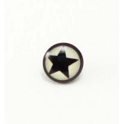 MicroDermal Blackline étoile noire