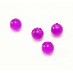 Bille Acrylique 1.6mm violet transparent