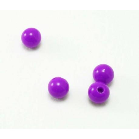 Bille Acrylique 1.6mm violet foncé
