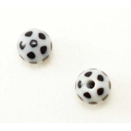 Bille Acrylique 1.6mm  ballon noir