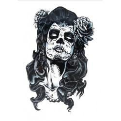 Tattoo Santa Muerte Catrina