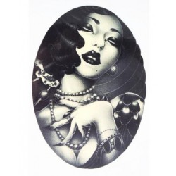 Tattoo Pin Up