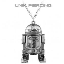 "Pendentif "" R2-D2 ""  Star Wars"