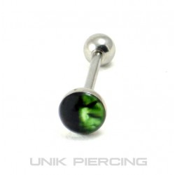 Piercing langue hulk