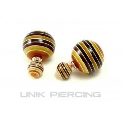 boucles d 39 oreilles unik piercing. Black Bedroom Furniture Sets. Home Design Ideas